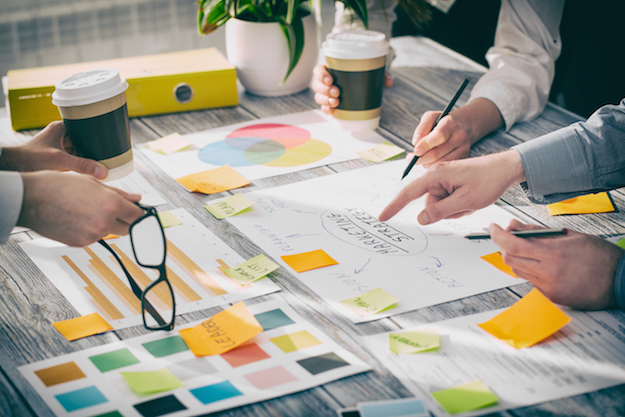 Applying the 4 Steps of Interaction Design to Website Design